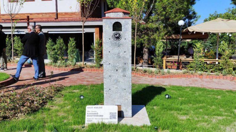 Balkanlar'daki Türk eserlerinin minyatürleri Bursa'da yapıldı