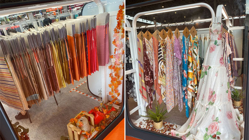 Premier Vision'da Barutçu Tekstil rüzgarı