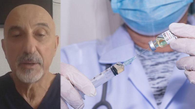 Bebeğe yanlışlıkla virüs aşısıyla ilgili açıklama! Sağlık durumu nasıl?