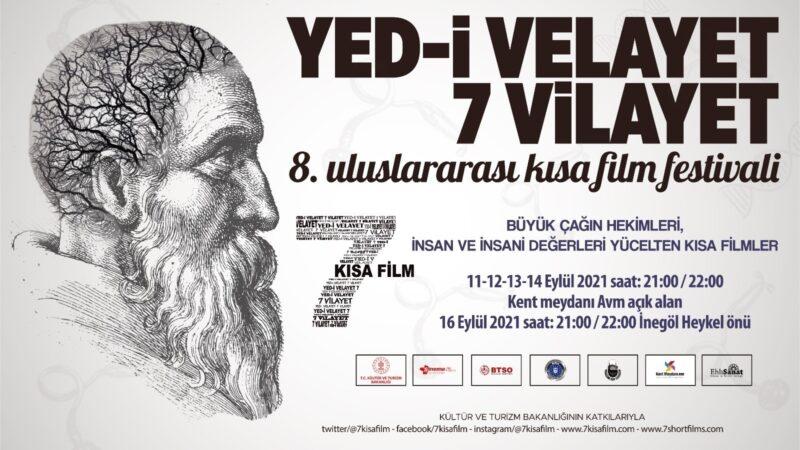 Bursa'da film festivali başlıyor!