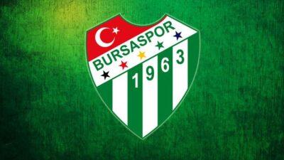 Bursaspor'dan taraftara bilgilendirme mesajı