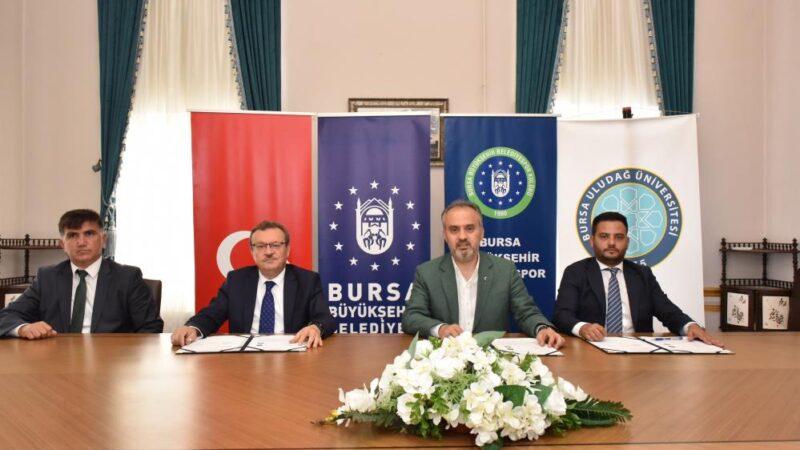 Bursa'da önemli anlaşma! Ücretsiz olacak…