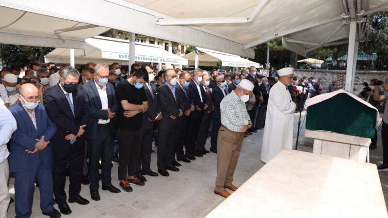 Başkan Alinur Aktaş'ın acı günü…