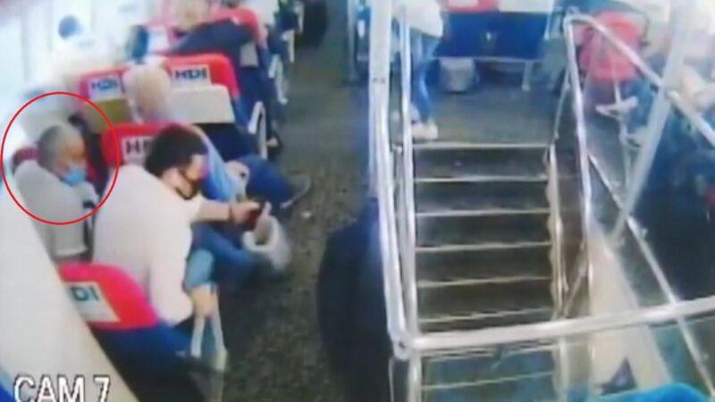 Yenikapı-Bursa deniz otobüsünde mide bulandıran olay!