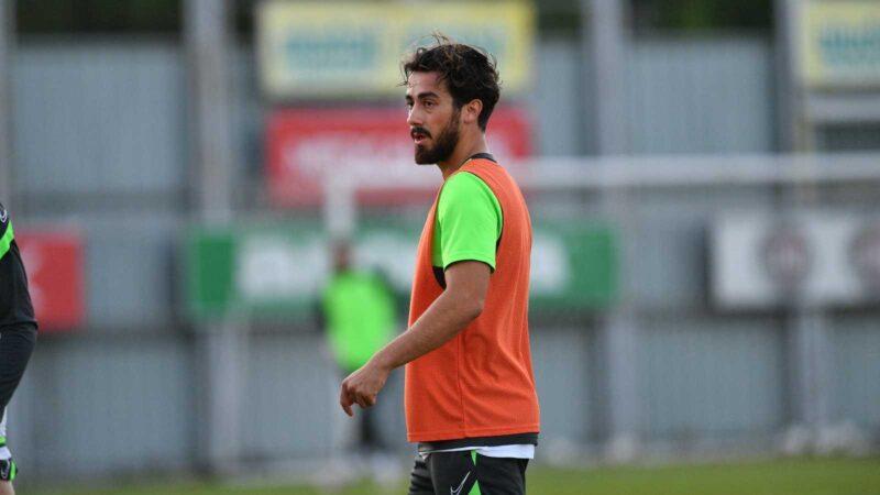 Emirhan, Ankaragücü maçında sahada olacak