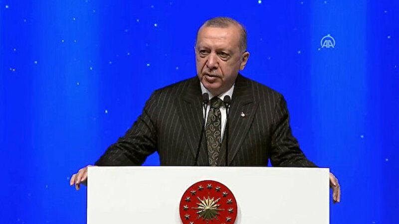 Cumhurbaşkanı Erdoğan: Okulları açık tutmakta kararlıyız…