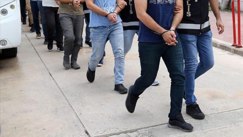 3 ilde silah kaçakçılığı operasyonu: 11 tutuklama