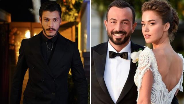 Evliliğinde kriz yaşayan Bursalı oyuncu Kubilay Aka ile sarmaş dolaş yakalandı
