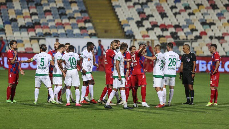 Bursaspor'dan sıcak maç sonu yorumu!