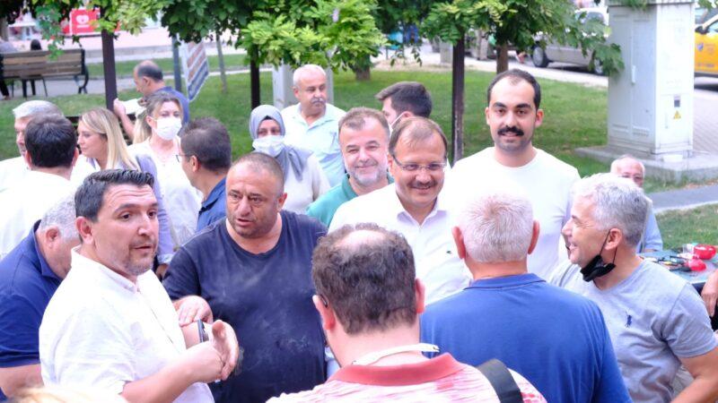 Bursa'da siyasi saha izlenimleri! Millet zorlukları nasıl aşacak?
