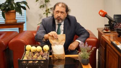 Bursa Çimento'dan hediyelik hasat…
