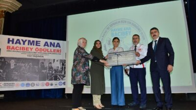 Osmangazi'de kadının 'gücü' var