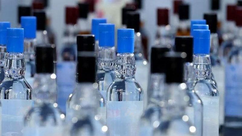 4 bin litre etil alkol ele geçirildi