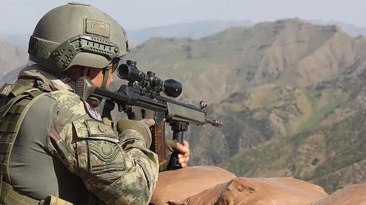 MSB duyurdu! PKK'ya ağır darbe: 13 terörist etkisiz hâle getirildi
