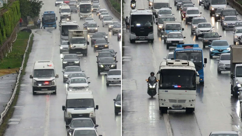 Trafikte yeni kâbus