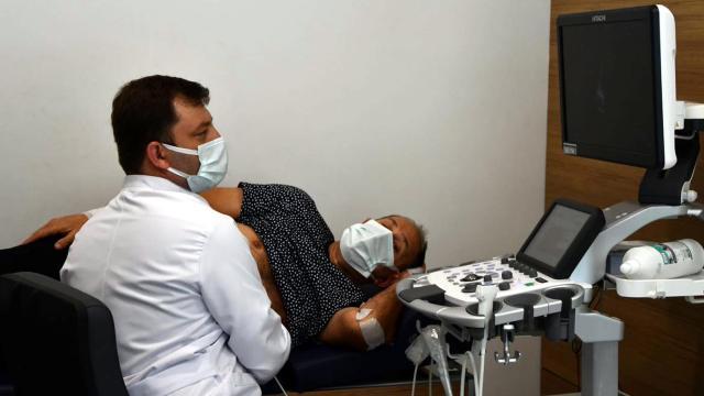Koronavirüse yakalananlarda kalp yetmezliği şüphesi
