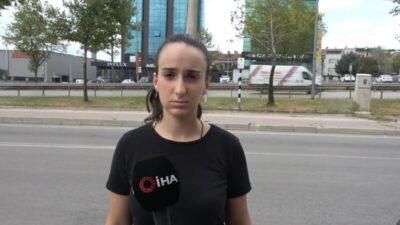 Bir genç kızın isyanı: Artık başkalarının canı yanmasın