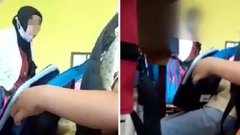 Öğrencisine kötü davranan öğretmen hakkında soruşturma başlatıldı