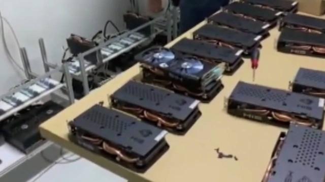 Kripto para operasyonu: 73 cihaz ele geçirildi