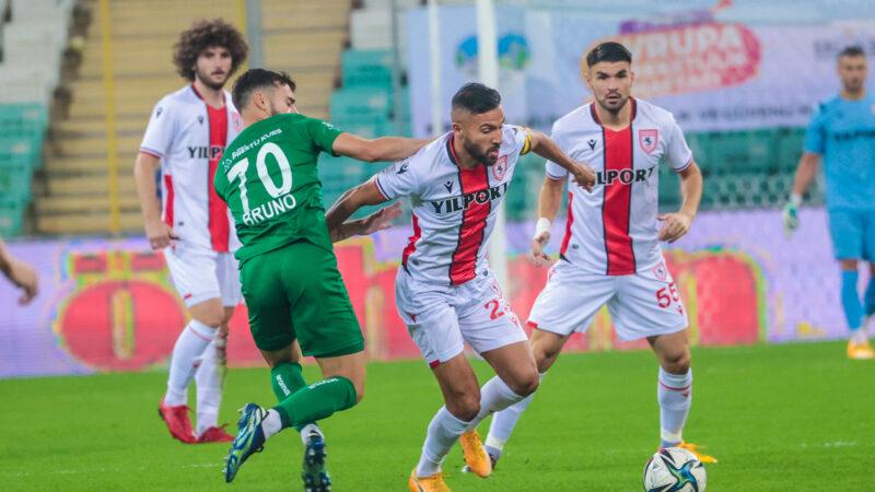 Bursaspor ilk kez kazandı! Fatih Tekke neler söyledi?