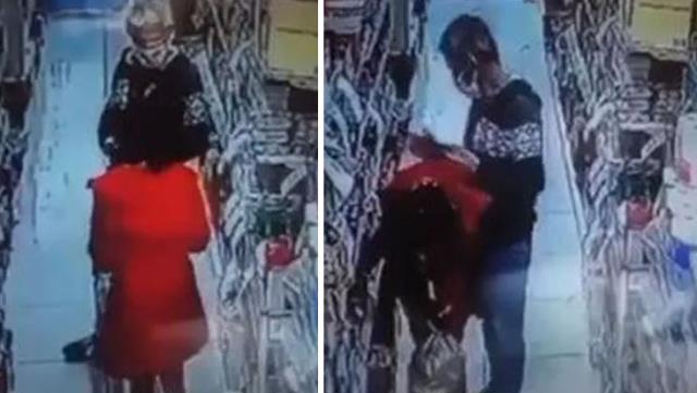 Markette kız çocuğunu taciz eden adamdan şoke eden açıklama