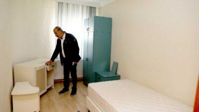 Mudanya Belediyesi'nden üniversite öğrencilerine konuk evi…