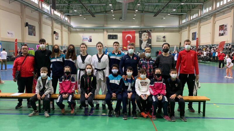 Osmangazi'nin yıldızları Avrupa Spor Haftasında