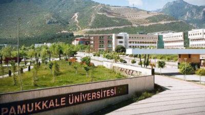 Üniversiteye sözleşmeli personel alımı…
