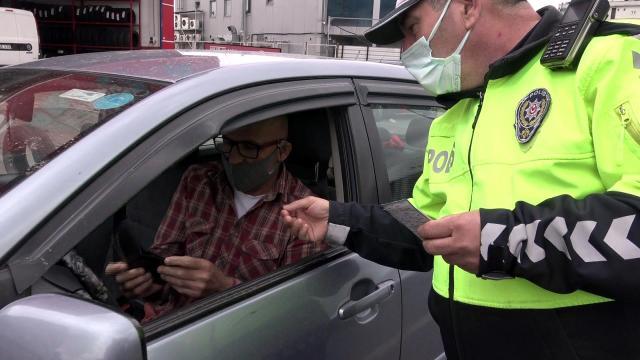 Bu yıl 12 milyona yakın trafik cezası kesildi