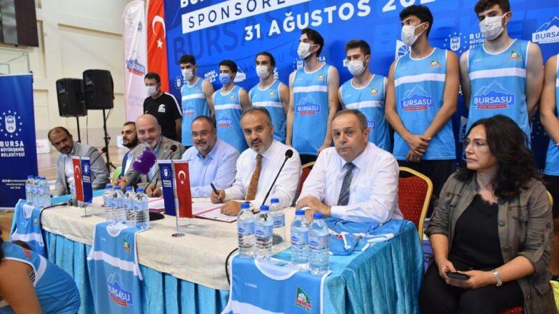 Potada Gemlik'e Bursasu desteği