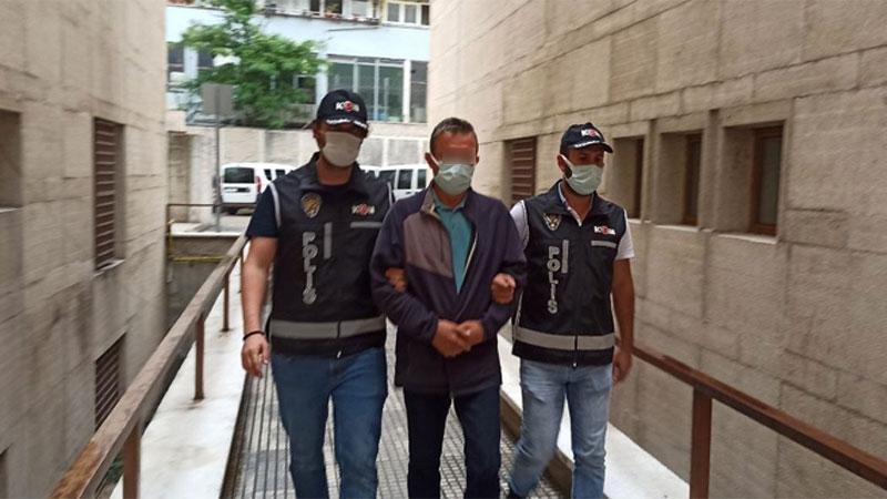 Bursa'da 'bıçak parası' istediği iddia edilen doktor tutuklandı