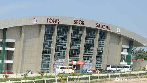Bursa'da kiralık spor salonu otoparkı!