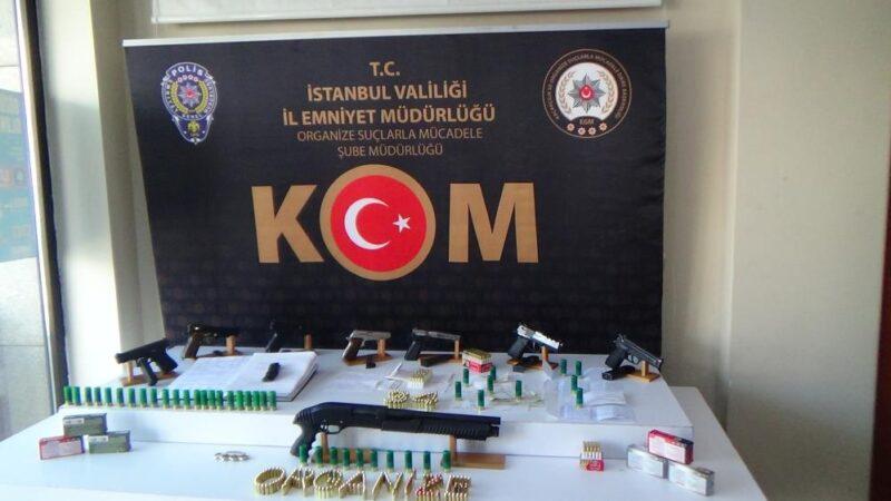 Site sakinlerine çöken çeteye operasyon! Bursa'da da var…