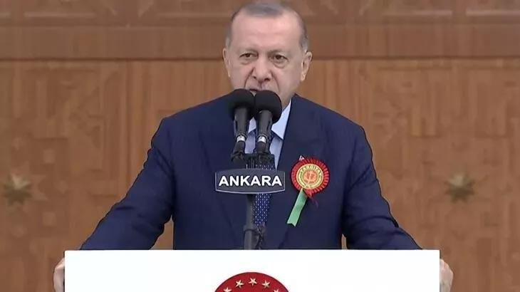 Cumhurbaşkanı Erdoğan'dan flaş açıklamalar…
