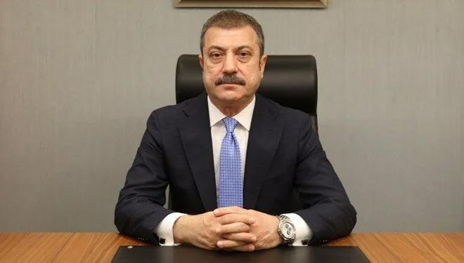 TCMB Başkanı Kavcıoğlu'ndan enflasyon mesajı
