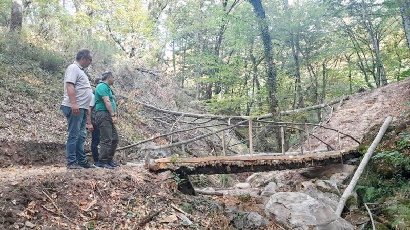 Suuçtu eko turizm projesinde sona doğru
