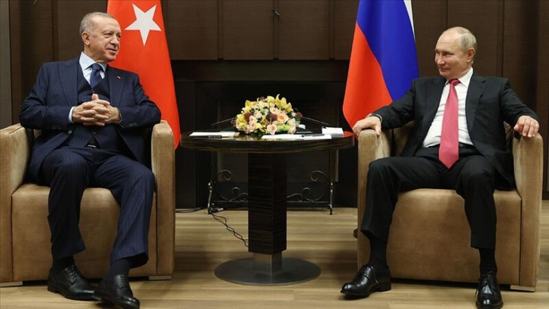 Görüşme sonrası Putin'den açıklama