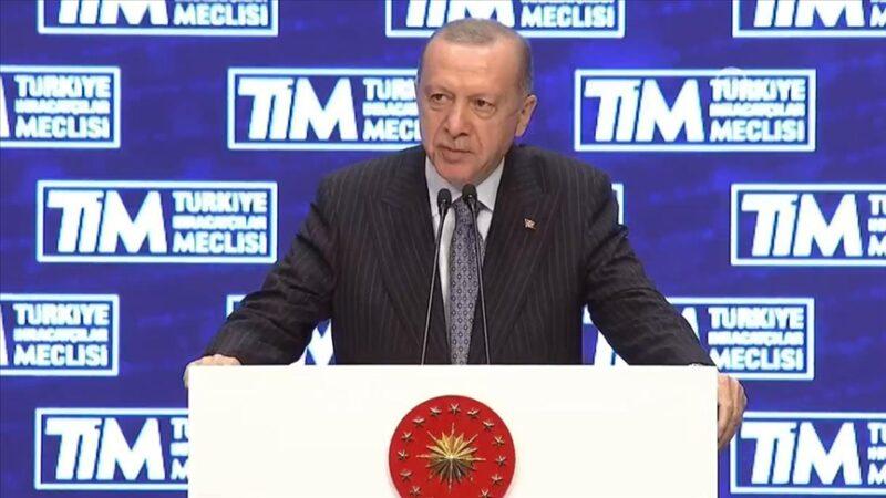 Cumhurbaşkanı Erdoğan: Türkiye kritik eşiği yakaladı