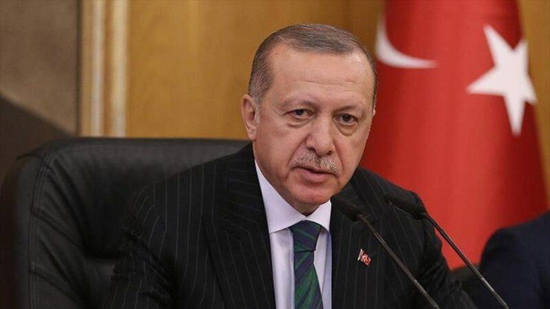 Cumhurbaşkanı Erdoğan, Azerbaycan'ın 'Anım Günü'nde tüm şehitleri rahmetle yad etti