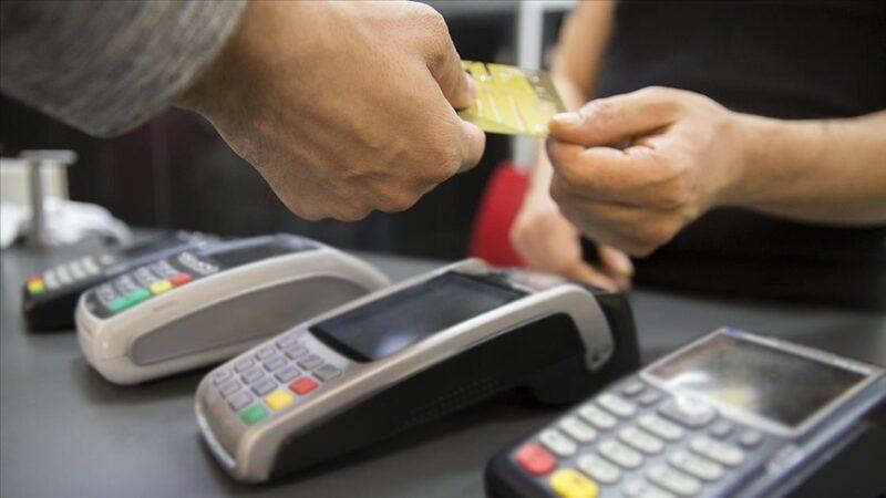 Kartlı harcamalar ocak-nisan döneminde yüzde 41 arttı