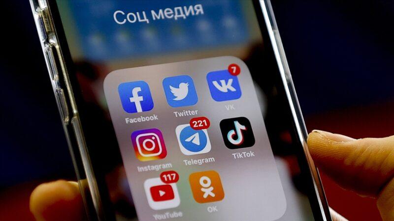Rusya'dan sosyal medya devlerine 35 milyon ruble para cezası