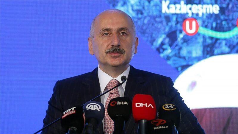 Bakan Karaismailoğlu'ndan TCDD açıklaması