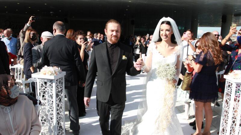 Bursa'da siyasileri buluşturan nikah