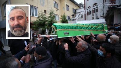 Bursa'da fabrikadaki patlamada hayatını kaybetmişti! Son yolculuğuna uğurlandı