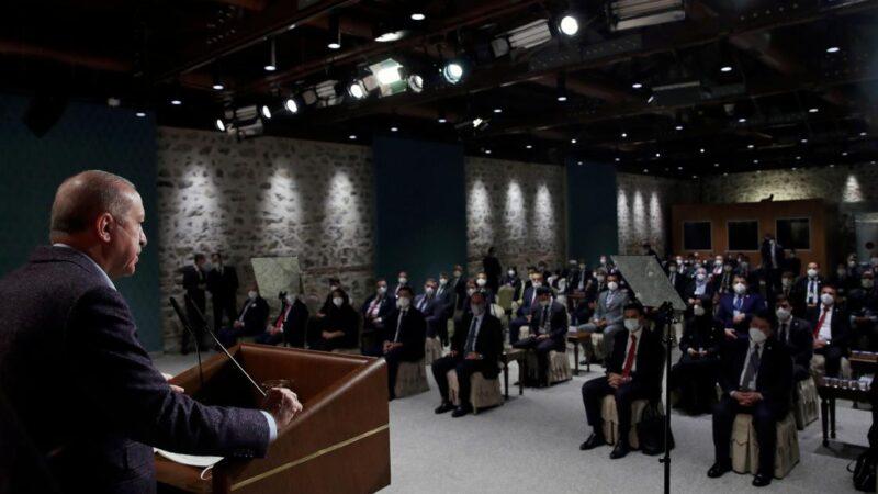 Cumhurbaşkanı Erdoğan'dan önemli mesajlar! 'Korona sonrası dönemde…'