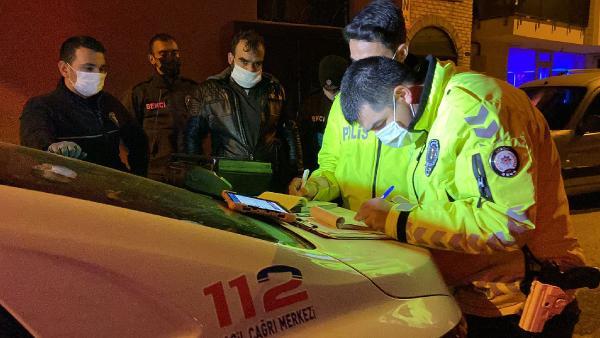 Bursa'da markete gitmek için ödünç almıştı! Uyuşturucu ile yakalandı
