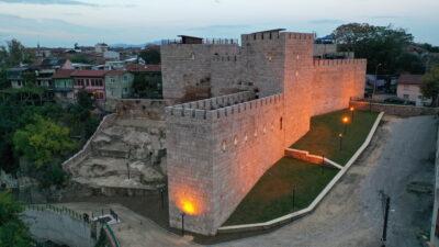 Bursa'nın 2300 yıllık zindanı sanata açıldı
