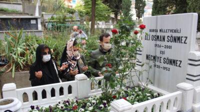 Ali Osman Sönmez dualarla anıldı