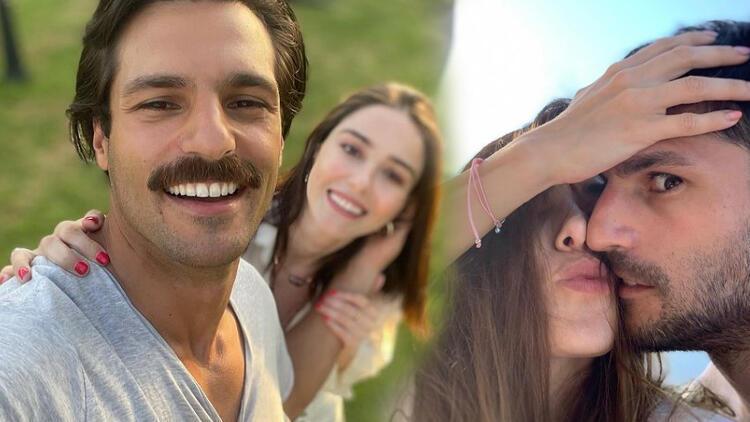 Özge Gürel ve Serkan Çayoğlu evleniyor!