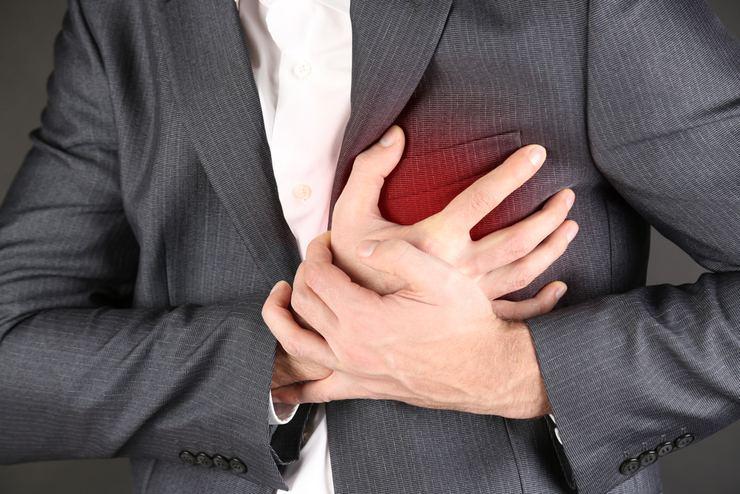 Kalp krizine 1 ay kala görülüyor!